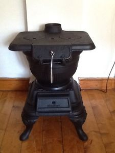 Fatso Wood Burning Stove Details About Large Cast Iron