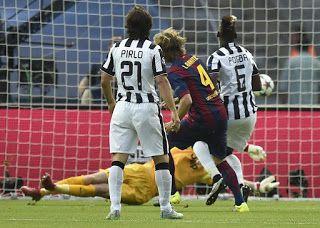 VISTO DAL basso    : CALCIO Champions League: Juventus e la maledizione...