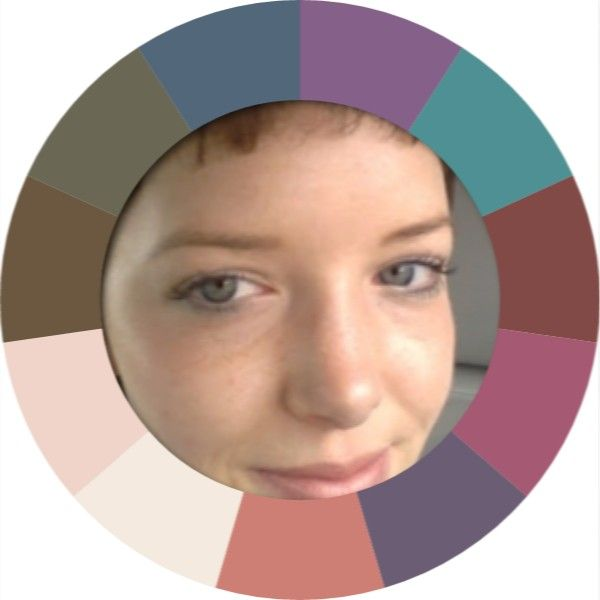 Here is my photo with the Muted color selections