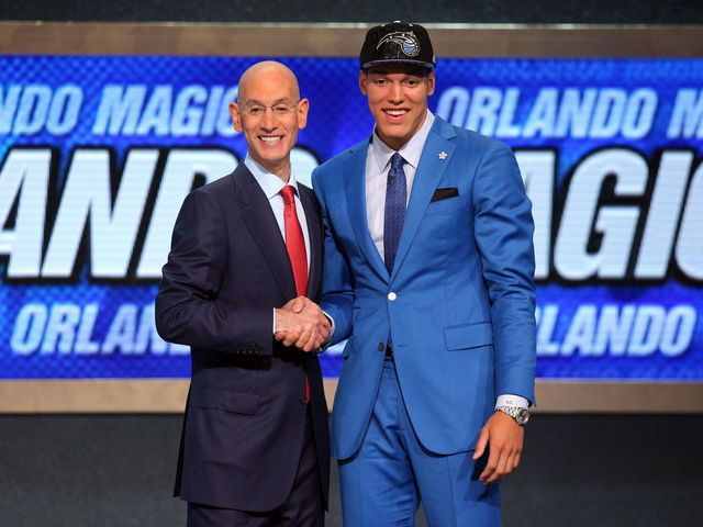 Magic select Aaron Gordon with the No. 4 pick in 2014 NBA Draft