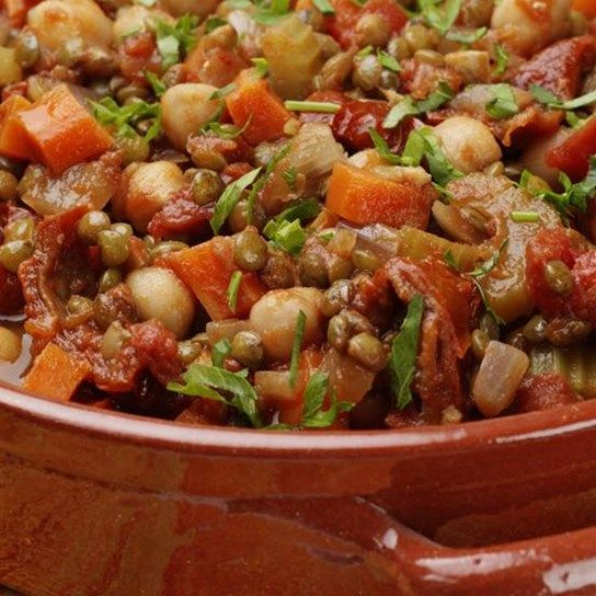 how to use up those puy lentils