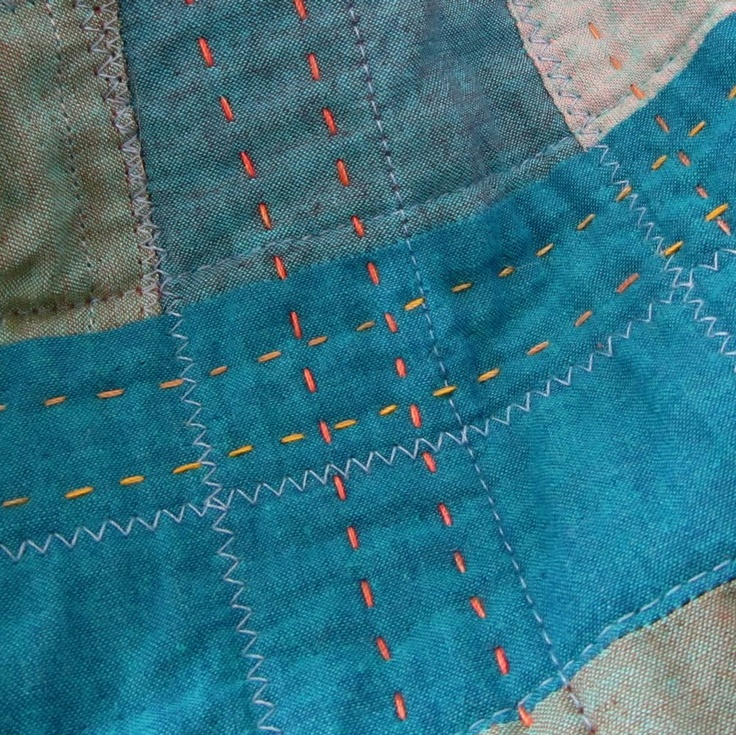 95 best big stitch quilting images on Pinterest | Quilting tips ... : hand quilting stitch - Adamdwight.com