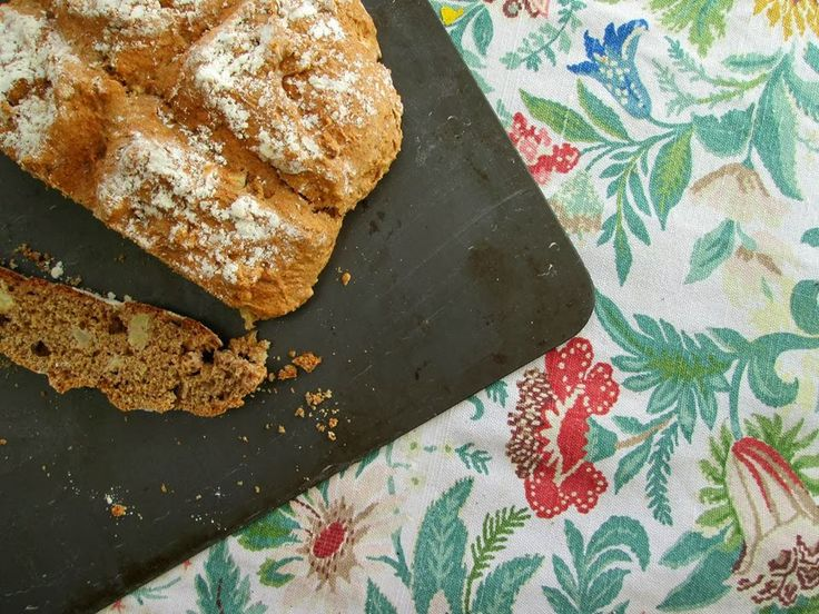 Apple and Cinnamon Soda Bread: Guest Post by Ruby Tandoh