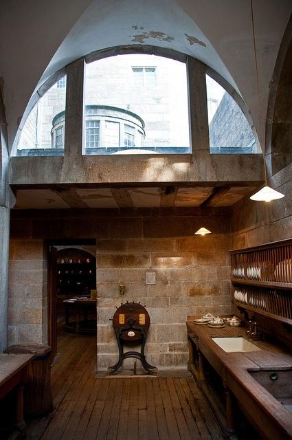 Castle Drogo (National Trust) - DevonEnglish Heritage, Castles Drogo, Inspiration Lights, Interiors, Advertising Trends, National Trust, Drogo National, Devon Kitchens, Decor Interieur