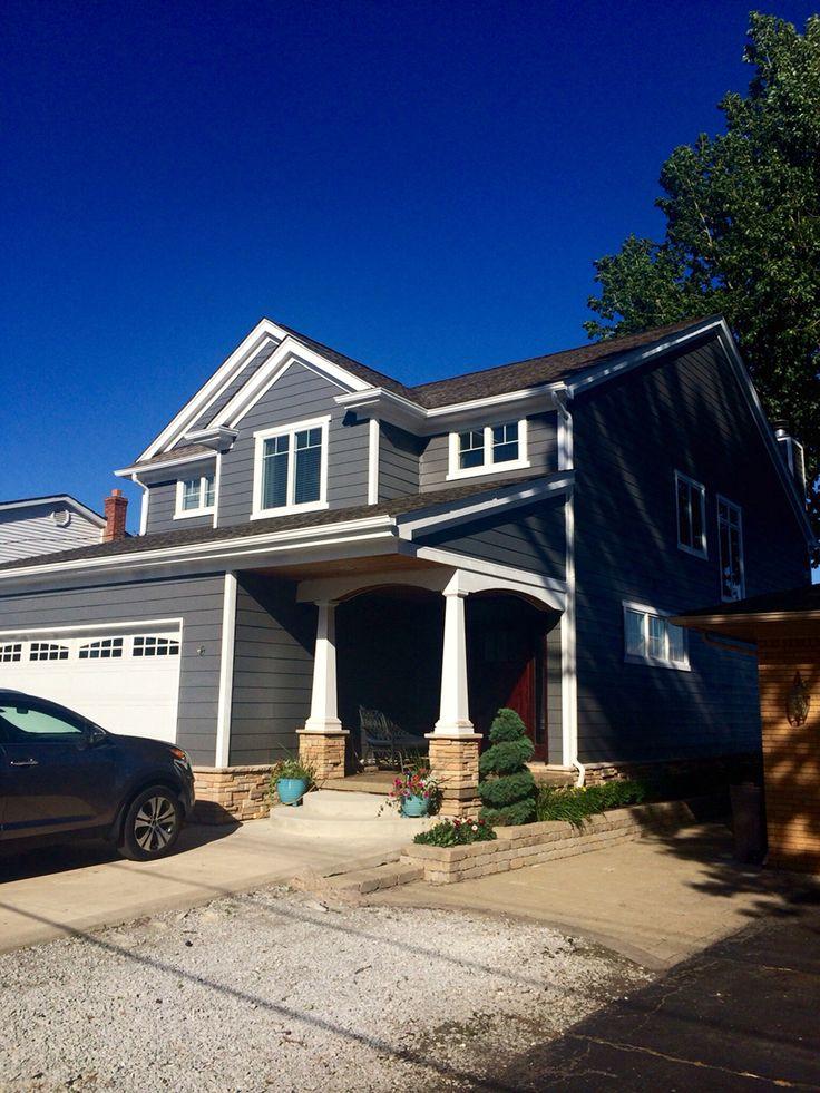 Best 25 benjamin moore exterior ideas on pinterest - Exterior paint colors benjamin moore ...