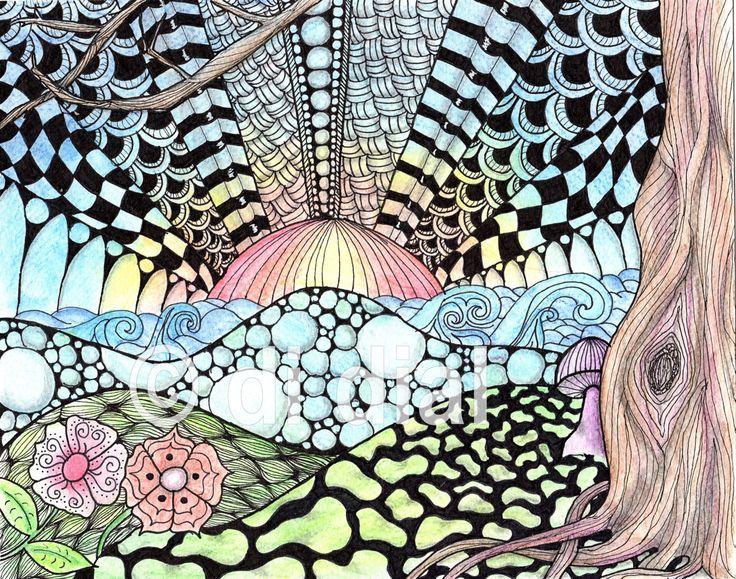 194 best Doodle Art images on Pinterest | Doodle art posters ...