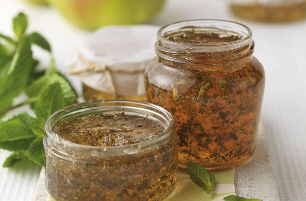Apple and mint jelly recipe - goodtoknow