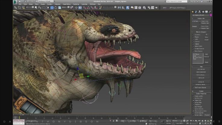 David Gibson - Evolve Animation + Game Development Reel 2015