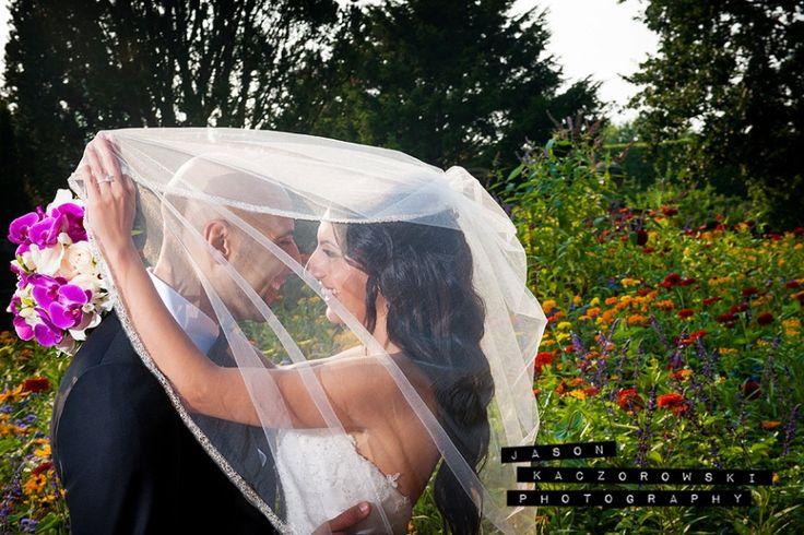 Suburban Backyard Wedding : Bella & Ahmad Chicago Botanic Garden Friday, August 29, 2014 Glencoe