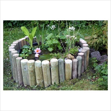 78 best images about pond on pinterest gardens the pond for Mini garden pool