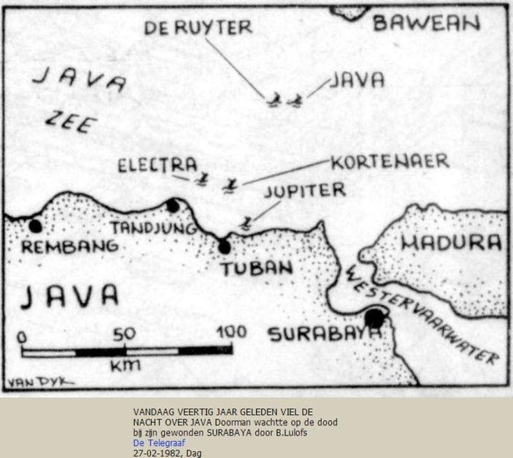 Slag in de Javazee 1