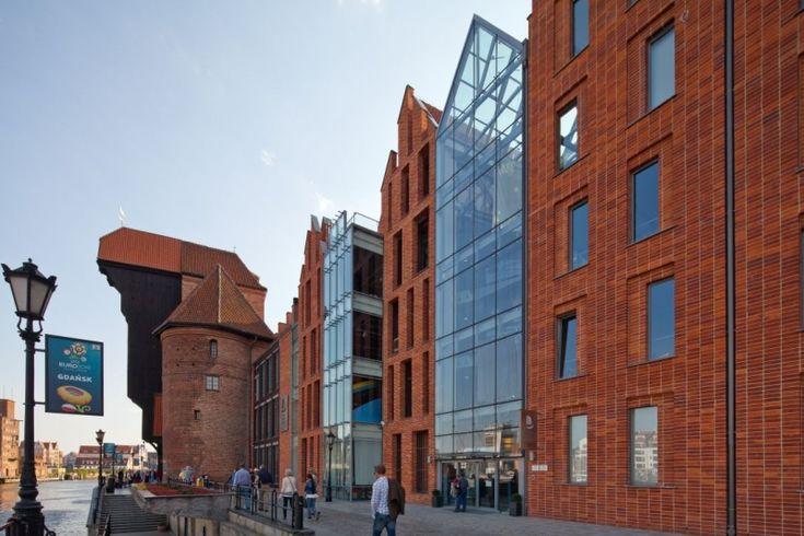 OKM architektoniczną perełką Trójmiasta / OKM - an architectonic #pearl   #Gdansk #architecture