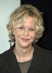 """Meg Ryan (born November 19, 1961) is an American actress, perhaps best known for her roles in the film """"When Harry Met Sally"""" (1989) and """"Sleepless in Seattle"""" (1993)."""