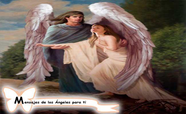 El mensaje de los Ángeles para hoy lo trae el Arcángel Chamuel y decreto para ENCONTRAR EL AMOR / 2 + decreto para la ABUNDANCIA Y RIQUEZA /4