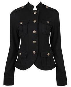17 Best ideas about Womens Military Style Jacket on Pinterest ...