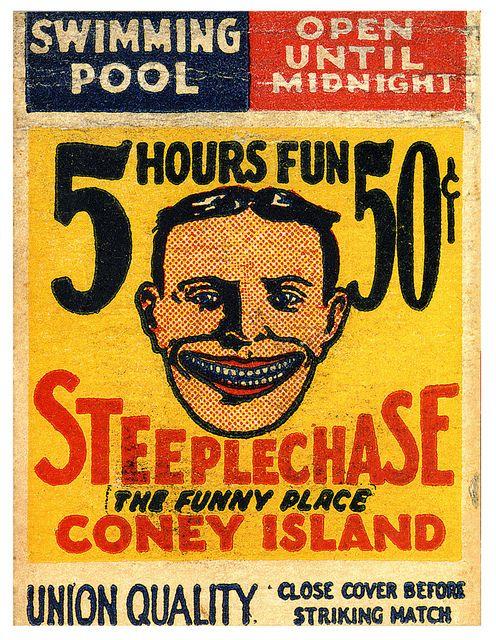 Coney Island Fun Times by paul.malon, via Flickr
