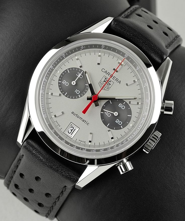 TAG Heuer Carrera, 40th Anniversary Model, 2004