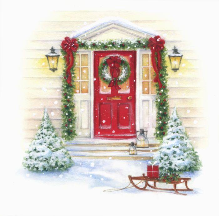 Lisa Alderson - LA - christmas front door 2012.jpg