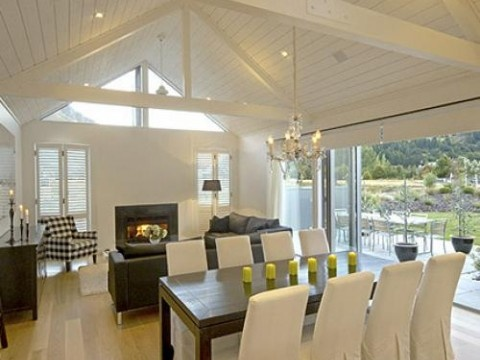 Arthur's Point , Luxury House in Queenstown & Lakes, New Zealand | #AmazingAccom #holidayhomes
