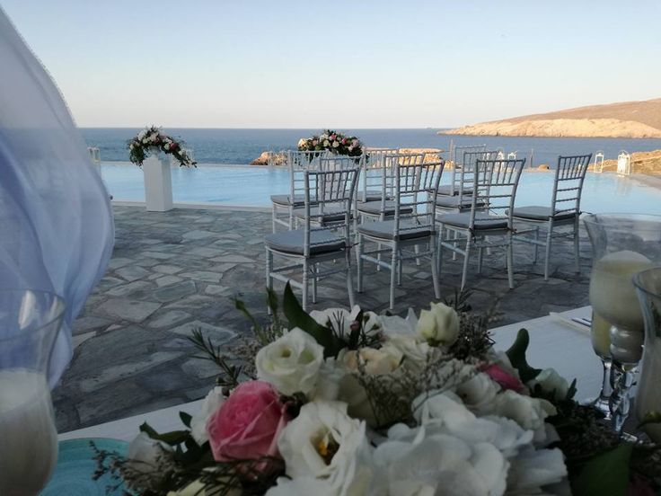 If you want to organize an theme #wedding then Mykonos Catering Services has great ideas regarding #decoration, food and music. Look no further than