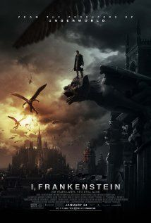 I, Frankenstein (2014) so can't wait for this to come out!