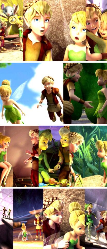 are tinkerbell and terence dating Tinker bell 96m likes tinkering, fixing things, adventures favorite music: anything with bells favorite movies: tinker bell and the lost treasure.