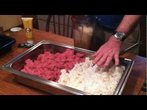 Homemade dog food great for dogs with allergies!