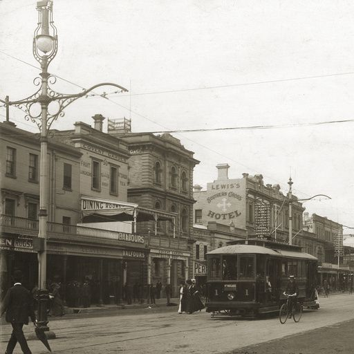King William Street • Photograph • State Library of South Australia