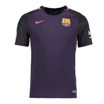 Barcelona 16-17 Bortatröja Kortärmad   #Billiga  #fotbollströjor