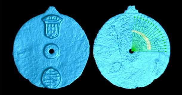 Details of the earliest known marine navigation tool, discovered in a shipwreck, have been revealed thanks to state-of-the-art scanning technology at WMG, University of Warwick.