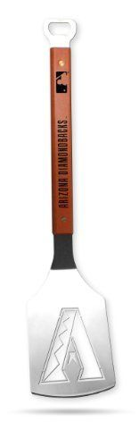 Sportula Products 7018935 Arizona Diamondbacks Sportula by SPORTULA PRODUCTS. $24.99. Hard maple handles with durable brass rivets. Unique laser-cut design. convenient bottle opener. Custom heat-stampled lettering. Heavy-duty stainless steel. The Sportula is a heavy duty stainless steel grilling spatula that is perfectly designed for the Ultimate Tailgater.