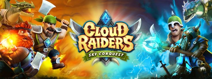 Cloud Raiders - Game Insight | Take to the sky!
