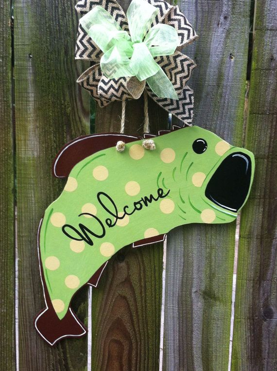 1000 Images About Summer Door Hangers On Pinterest