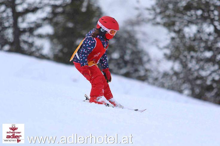 Spiel & Spass im Ski Kindergarten Nauders