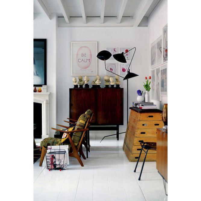 @Delfin + Postigo Residence in Madrid, Spain 05