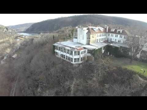 Amazing footage of the abandoned Hill Top Hotel in Harpers Ferry | Lori | Shenandoah Country Q102