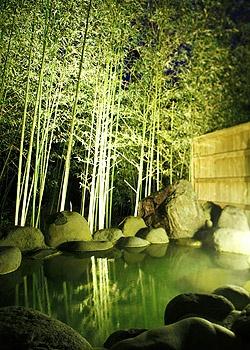 Atagawa hot spring, Izu, Japan