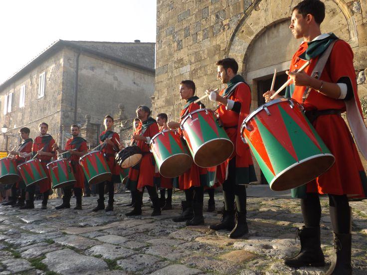 #Monteriggioni di Torri si corona - 2015
