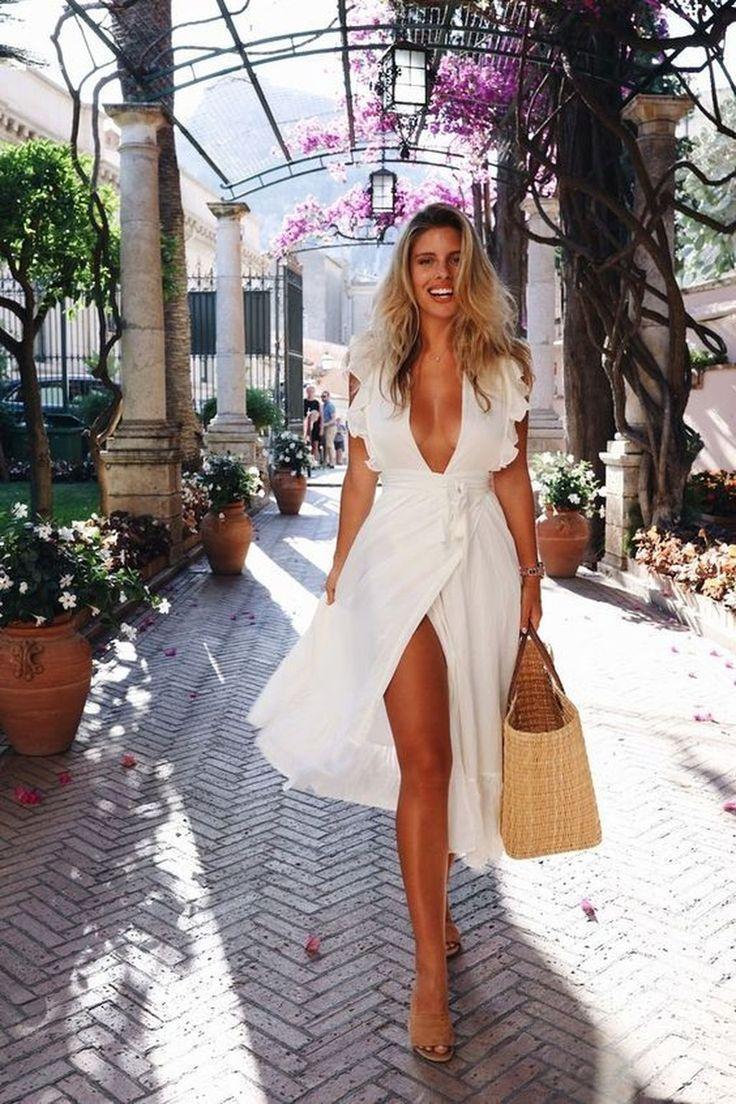 46 moderne zomeroutfits van schoonheid Vrouwenideeën
