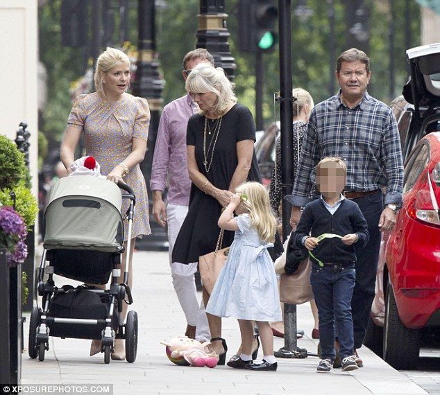 holly willoughby's children - Google Search