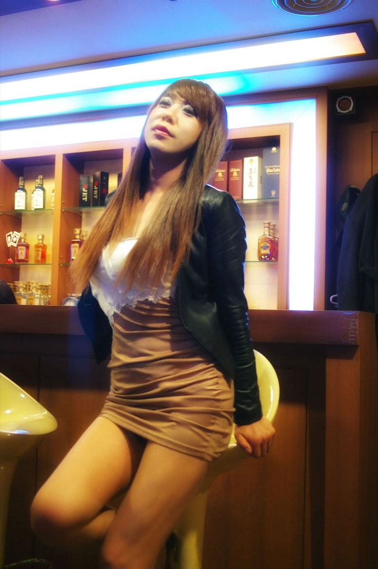 Korean Crossdresser Arang