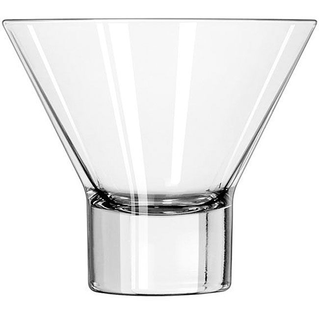 Libbey Glassware is the innovative leader in North America in producing durable, quality glassware for the food service industry. This case of Series VV225 cocktail glasses makes a fine addition to any restaurant or cafe.