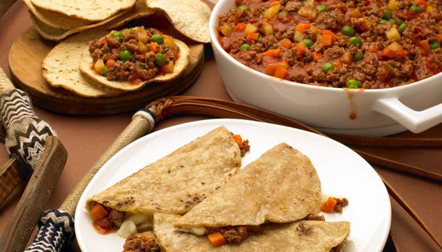 PICADILLO 3 EN 1   Chef Oropeza