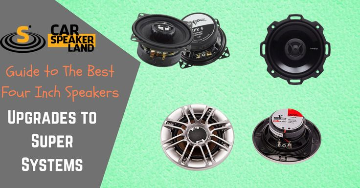 If you are looking for the best 4 Inch car audio speakers, You've come to the right place! Check out our ultimate guide to the best 4 in car stereo speakers in the world: US, UK, Canada, Australia...