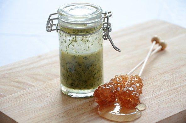 Honig Senf Dill-Soße