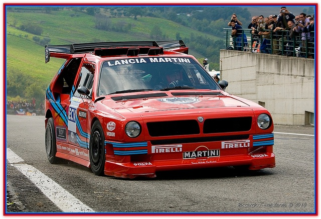 Lancia ECV1 - Best car ever made and Super Quick!