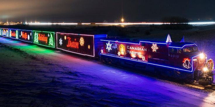 The CP Holiday Train returns to Wisconsin this December! Chceck out the 2015 Wisconsin schedule including all ten stops, featuring light shows and live music. www.cpr.ca  (check to see the Holiday Train)