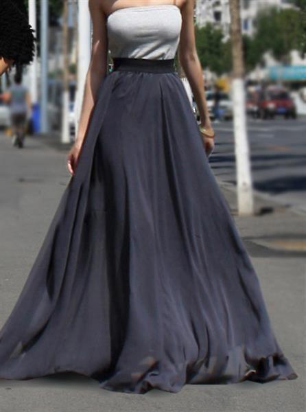 Длинная юбка солнце купить