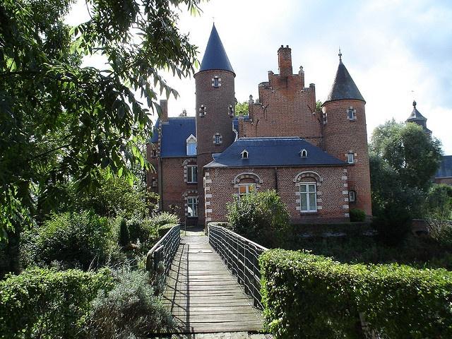Chateau de Renescure - Renescure, Nord, Nord Pas de Calais