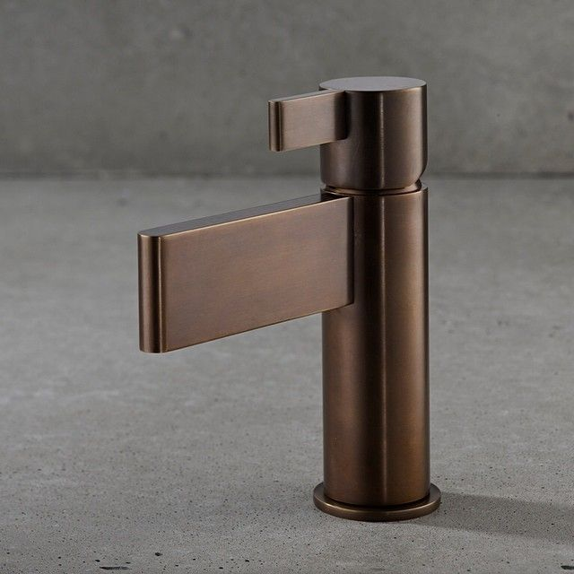 The Calibre Basin Mixer is part of the Calibre tapware range release from the Australian made and designed Sussex #Tapware Company. It brings together the latest European inspiration with its long thin spout which is achieved through the use of an innovative aerator to give a consistent flow.  The tap is coupled with a long narrow handle. Its function from is outstanding and being made from a solid piece of brass is idea for the modern #bathroom #renovation #design #sussextapware…